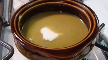 Asparagus and Potato Soup Recipe