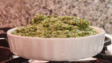 Broccoli Pesto Recipe