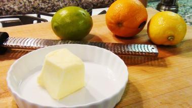 Citrus Compound Butter
