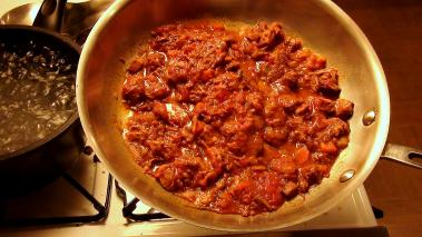 Pork Sugo Pasta Sauce Recipe