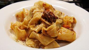 Pappardelle with Pork Sugo Recipe