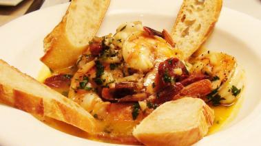 Shrimp and Chorizo Recipe