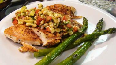 Southwestern Spiced Chicken Recipe