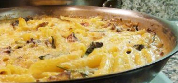 Adult Mac 'n Cheese Recipe
