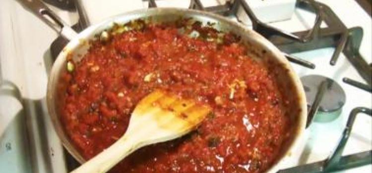 Arrabiata Sauce Recipe