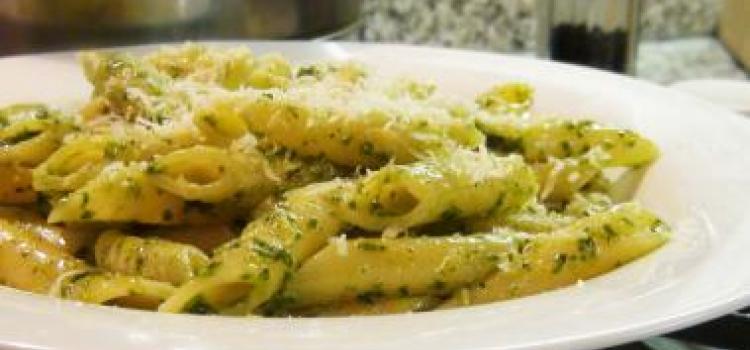 Chicken Penne Pesto Recipe