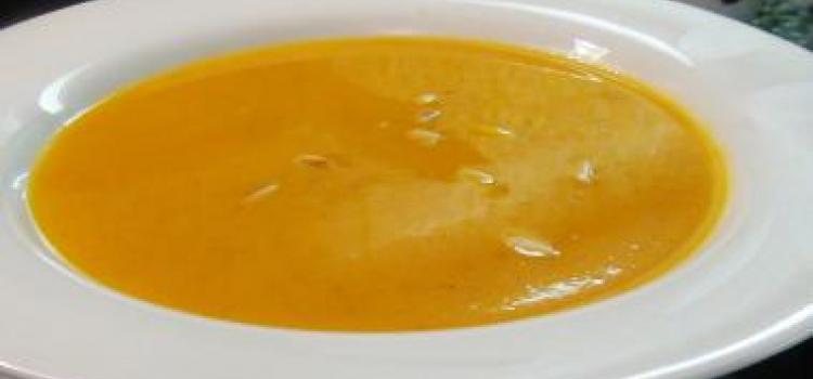 Coconut Curry Butternut Squash Soup Recipe