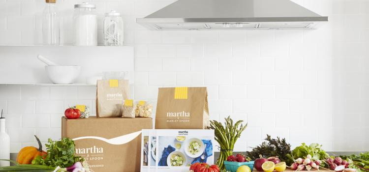 Martha & Marley Spoon Meal Kit Review