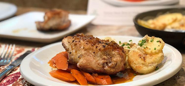 Home Chef's Parisian Bistro Bone-In Chicken