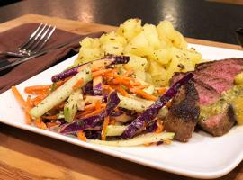 Review of Green Chef's Curry-Spiced Steaks