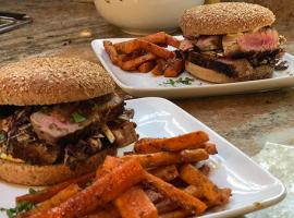 Review of Green Chef's Thai Tuna Sandwiches