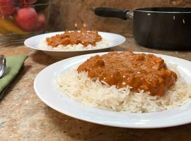 Review of Take Out Kit's Indian Butter Chicken