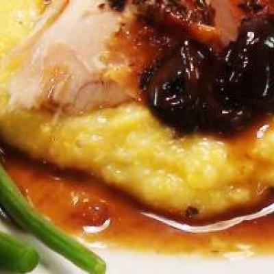Chessy Polenta Recipe