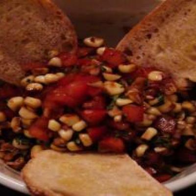 Corn & Tomato Salsa Recipe