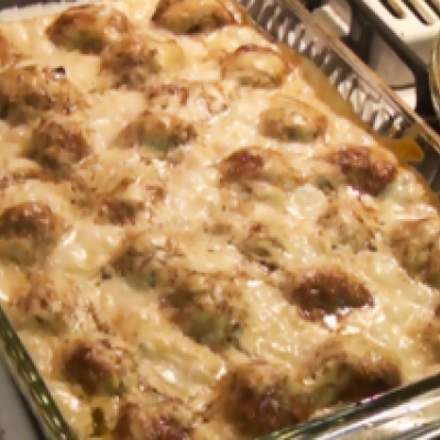 Grandmas Meatballs Recipe