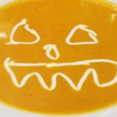 Jack o Lantern Soup Recipe