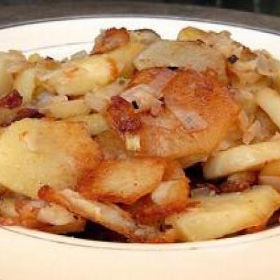 Potato Lyonnaise Recipe