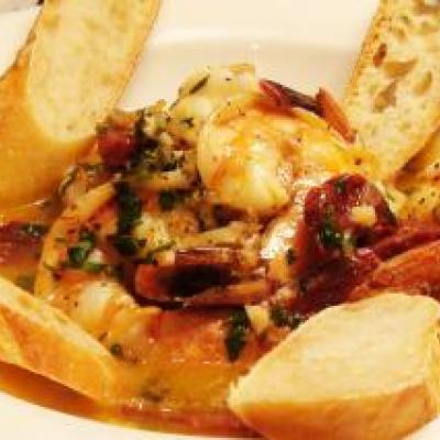 Shrimp and Chorizo Recipe