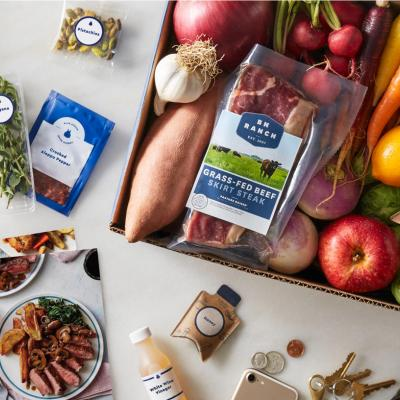 Blue Apron Meal Kit Review