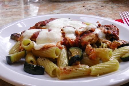 Stove Top Chicken Parm By Blue Apron