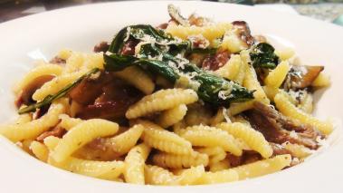 Cavatelli with Duck and Mushroom Recipe | Recipe Videos, Recipes | No ...