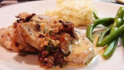 how to cook veal scallopini video